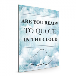 Quoting in the Cloud for Manufacturers