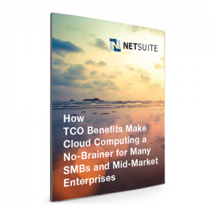 eBook Describing NetSuite Benefits