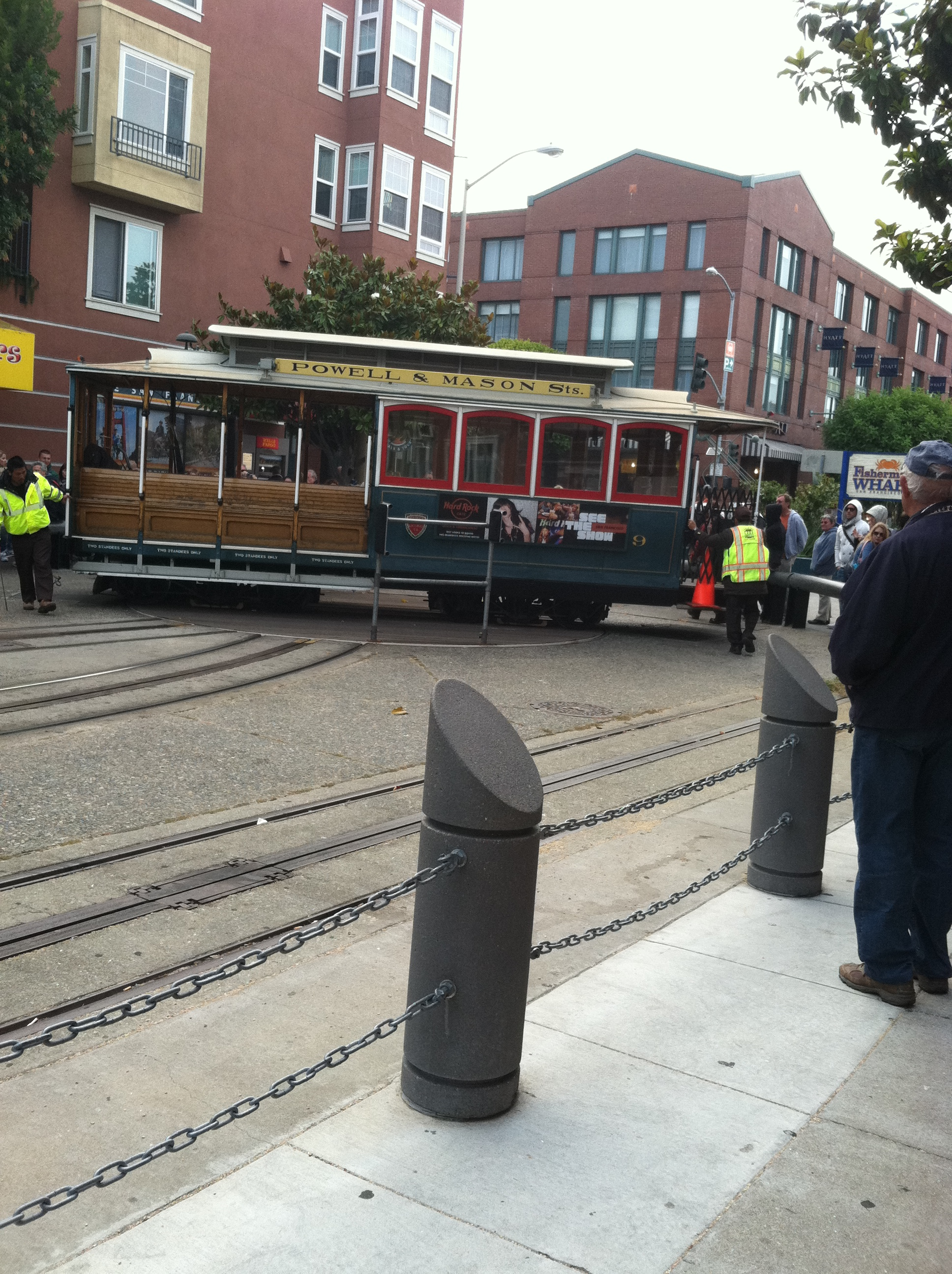 SFO Juel Trolley