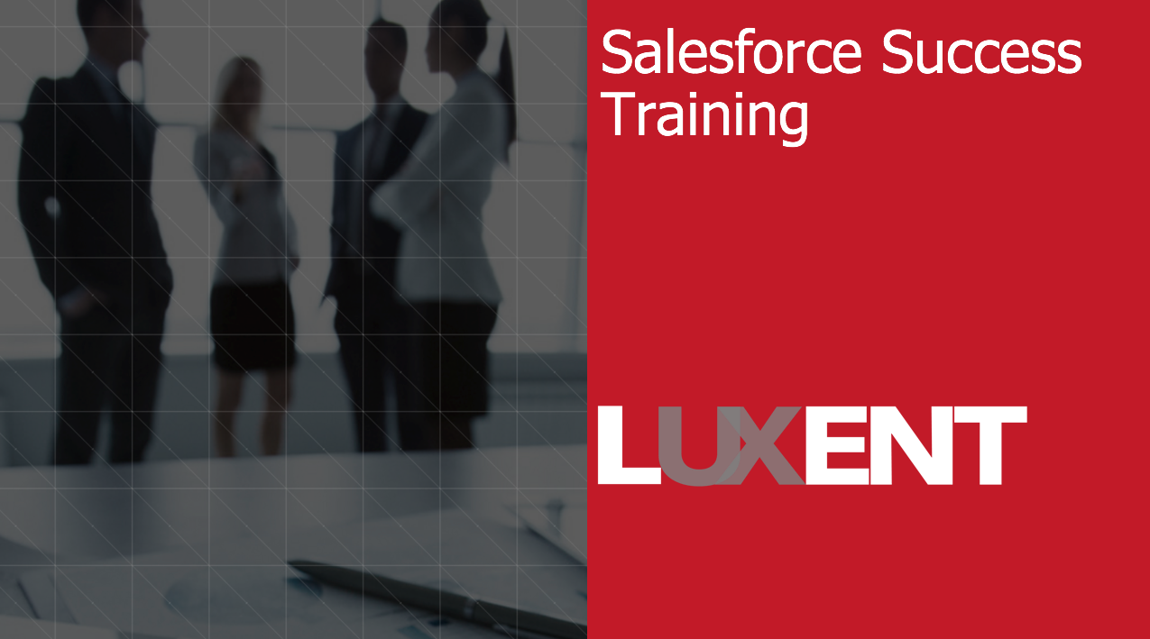 salesforce user adoption training