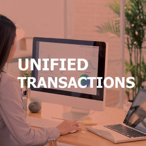 Unified Transactions